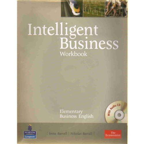 Intelligent Business Elementary Workbook (zeszyt ćwiczeń) plus Audio CD