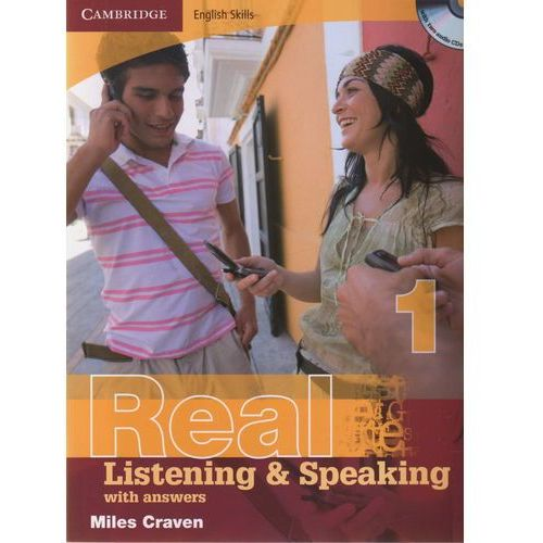 Cambridge English Skills Real Listening & Speaking 1 Paperback with Answers and Audio CDs (2), Cambridge University Press