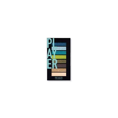 Revlon colorstay look book, paleta cieni, 910 player, 3,4g Revlon makeup - Super oferta
