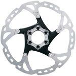 Shimano Tarcza hamulcowa xt sm-rt76 czarny-srebrny / rozmiar: 180 mm (4524667744665)