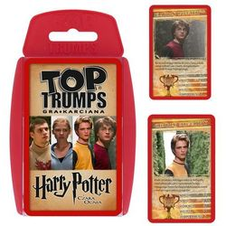 Top trumps harry potter i czara ognia marki Winning moves