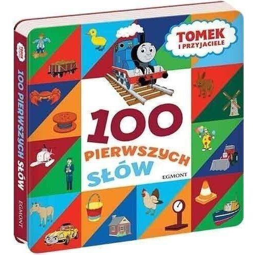 Tomek i przyjaciele. 100 pierwszych słów - praca zbiorowa, oprawa kartonowa
