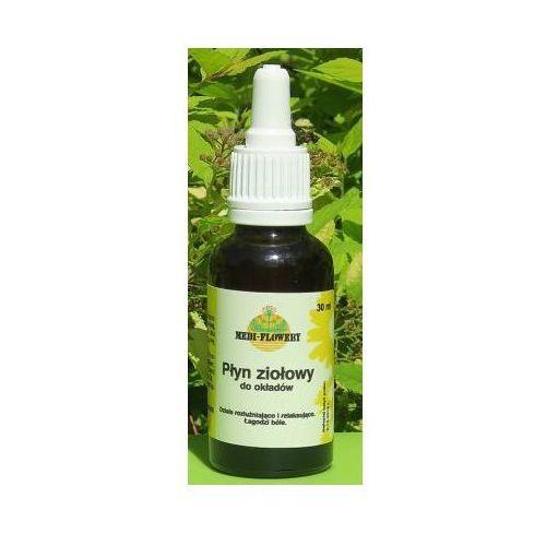 Płyn Medi- Flowery Płyn ziołowy do okładów 30 ml