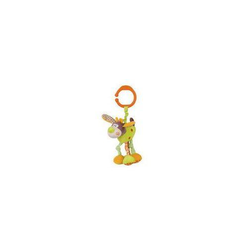 Pluszowa zabawka z wibracjami i zawieszką piesek marki Babyono