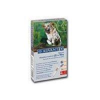 Advantix Spot-On dla psa 25-40kg - roztwór przeciwko pchłom i kleszczom - 1 pipeta w opakowaniu