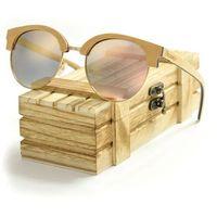 Drewniane okulary przeciwsłoneczne Niwatch Phoenix