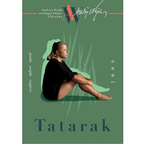 Galapagos Tatarak - kolekcja andrzej wajda: antologia filmów xxi wieku (7321997611158)