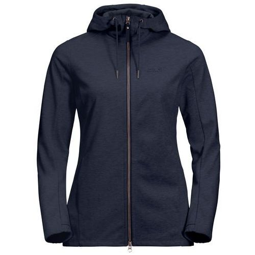 Kurtka damska RIVERLAND HOODED JACKET W midnight blue - XL