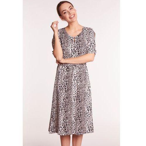 46754ba824 Suknie i sukienki (beżowy) (str. 6 z 9) - ceny   opinie - sklep ...