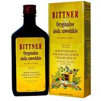 BITTNER Oryginalne zioła szwedzkie 250 ml (5907734710159)