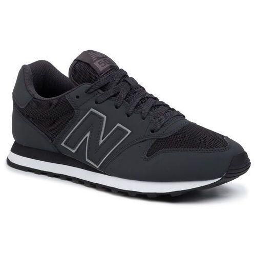 Sneakersy NEW BALANCE - GM500TRX Czarny