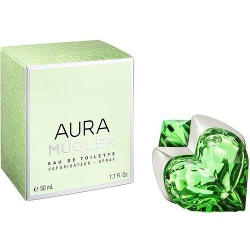 Thierry Mugler Aura Woman 50ml EdT - Znakomita przecena