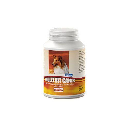 Tabletki Mikita Multi Vit Canis 150 tabletek