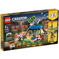 Lego CREATOR Karuzela w wesołym miasteczku fairground carousel 31095