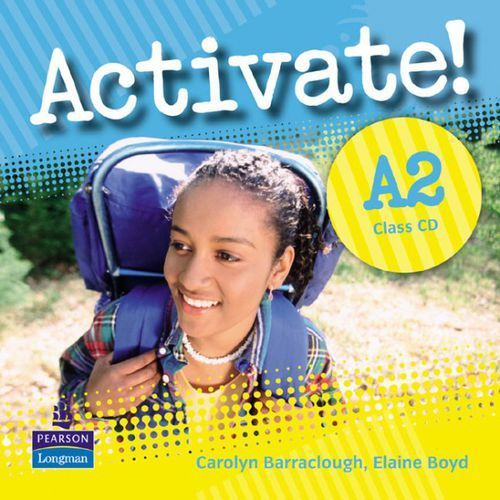 Activate A2 Class CD (9781408224182)