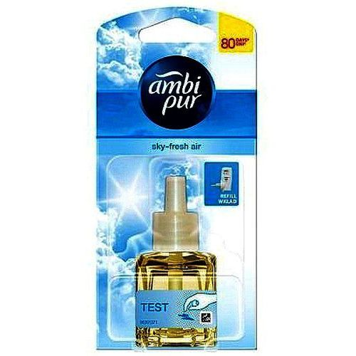 Ambi pur Wkład do odświeżacza electric sky fresh air 20ml