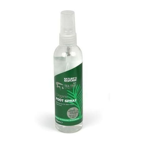 Tea trea nature's response Nature's response dezodorant w sprayu do stóp 125ml - Super oferta