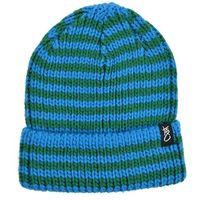 czapka zimowa K1X - Stripe Beanie Diva Blue/Ultrmarine (4325)