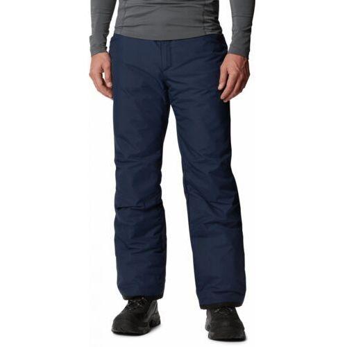 męskie spodnie narciarskie valley point m niebieskie marki Columbia