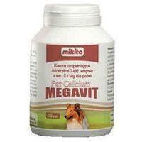 Mikita Megavit Pet Calcium 400tabl
