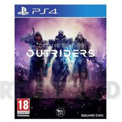 Gra PS4 Outriders Deluxe Edition