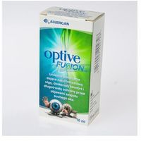 Allergan Optive fusion krople do oczu 10 ml