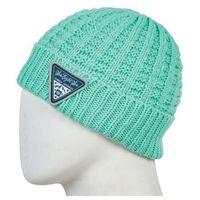 czapka zimowa 686 - Heater Knit Beanie Crystal Green (CLGR)