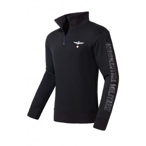 Aeronautica Militare Bluza X1606-1608, kolor czarny
