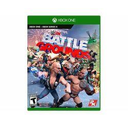 Wwe 2k battlegrounds xbox one marki 2k games