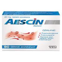 Aescin 20 mg, 90 tabletek powlekanych (5909997218656)