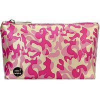 torba na kosmetyki MI-PAC - Make Up Bag Metallic Camo Gold/Pink (015)