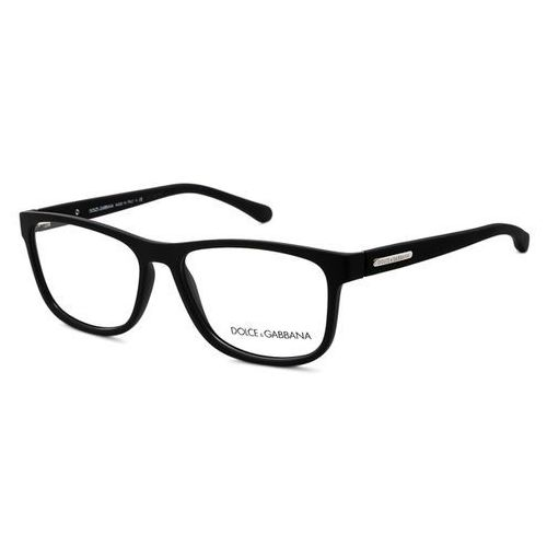 Okulary korekcyjne dg5003 over molded rubber 2616 Dolce & gabbana