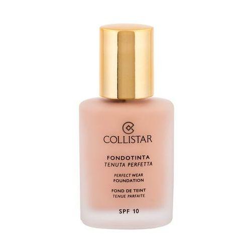 Collistar perfect wear foundation spf10 podkład 30 ml dla kobiet 0 cameo (8015150133005)