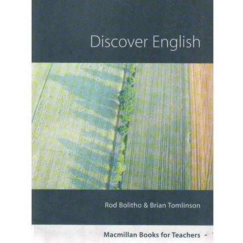 Discover English. Macmillan Books For Teachers, Rod Bolitho i Brian Tomlinson