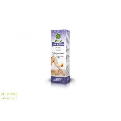 Fitokosmetik - Krem do depilacji aloes, olej lawendowy 100 ml, FIC-033