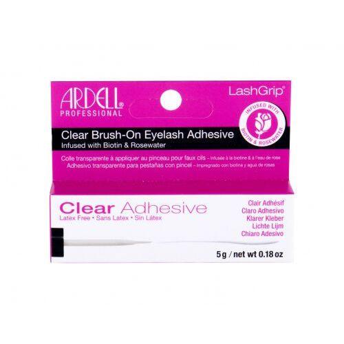 Ardell LashGrip Clear Adhesive Brush-On sztuczne rzęsy 5 g dla kobiet - Super obniżka