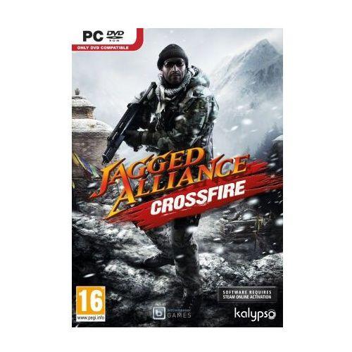 Jagged Alliance Crossfire - K00429- Zamów do 16:00, wysyłka kurierem tego samego dnia!