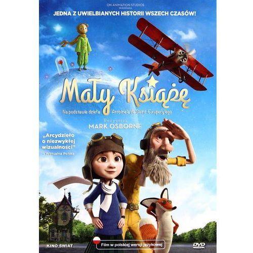 Mały książę - bajka dvd marki Osborne mark