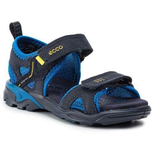 Sandały ECCO - Biom Raft 70062251078 Night Sky/Bermuda Blue/Night Sky, kolor niebieski