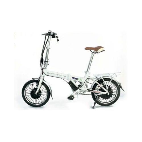 Rower elektryczny TRYBECO Compacta 16 Czarny