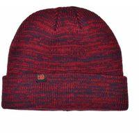 czapka zimowa HABITAT - Traveler Indigo/Red (CERVENA) rozmiar: OS
