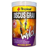 Tropical discus gran wild - pokarm dla dzikich dyskowców 5000ml/2,2kg (5900469616284)