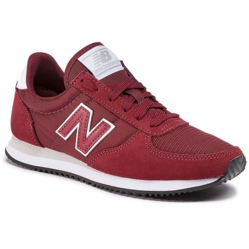 Sneakersy NEW BALANCE - U220FD Bordowy