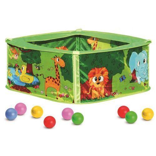 d8815a2ea ▷ Basen dla dzieci z piłkami, zielony (BINO) - opinie / ceny ...