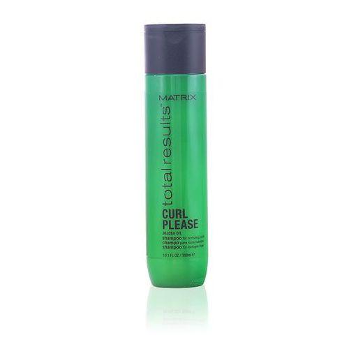 Matrix biolage Matrix, total results curl please, szampon do włosów kręconych, 300 ml