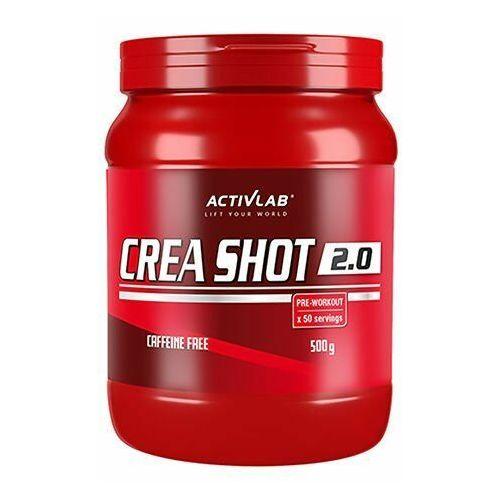 ACTIVLAB Crea Shot 2.0 - 500g - Orange