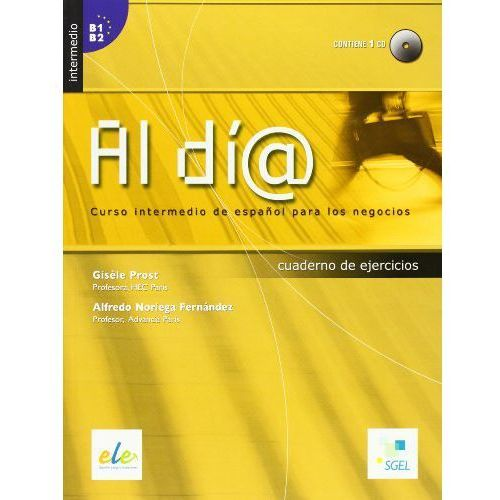 Al dia intermedio ćwiczenia CD audio (2008)