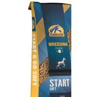 CAVALOR BREEDING Start&Go Soft 15kg