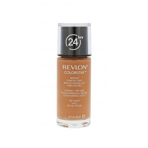 Colorstay normal dry skin spf20 podkład 30 ml dla kobiet 370 toast Revlon - Ekstra rabat