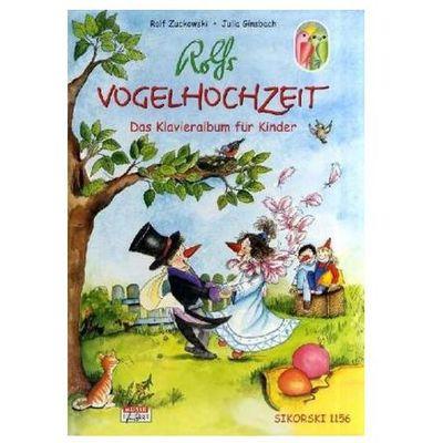 Albumy Zuckowski, Rolf Libristo.pl